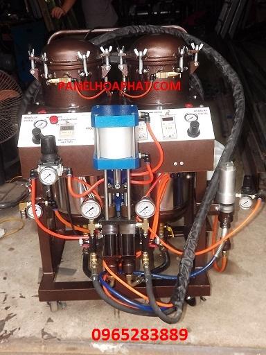 thông số kỹ thuật cơ bản của máy phun PU HP-2000