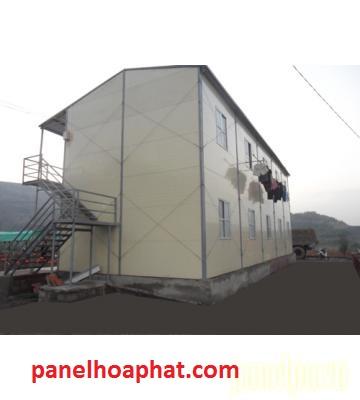 Nhà lắp ghép 2 tầng N201