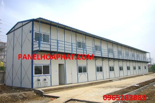 Lắp dựng nhà lắp ghép tại Yên Khánh - Ninh Bình