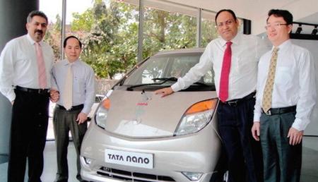 Ôtô rẻ nhất thế giới có thể được lắp tại Việt Nam